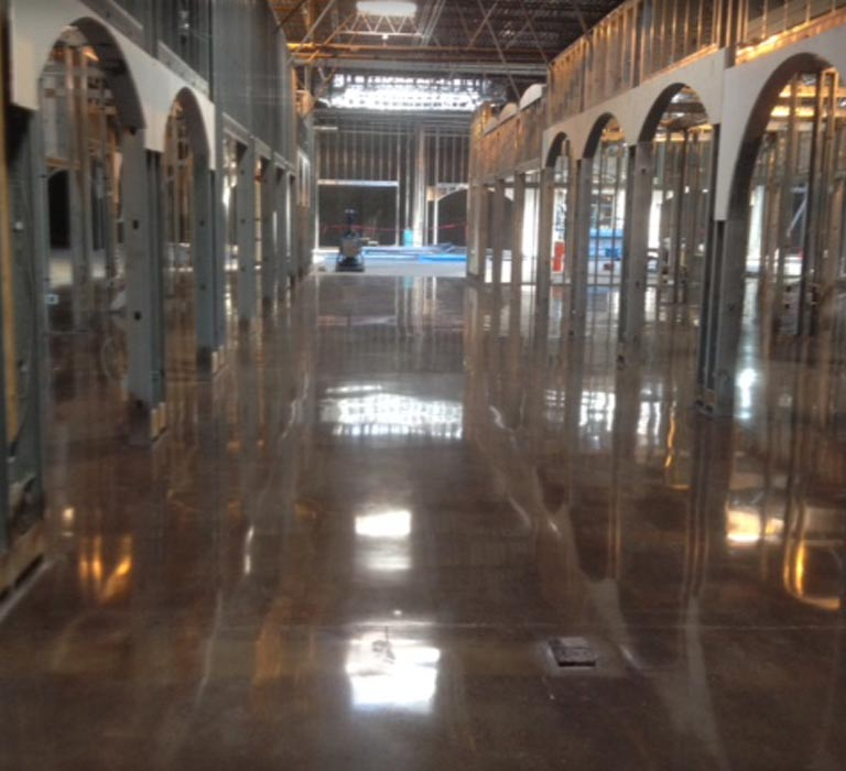 Epoxy Flooring Contractors Nashville, Shot Blasting