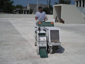shot blasting nashville concrete grinding profiling